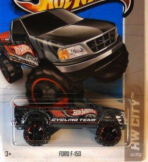 Hot Wheels 2013 HW City Ford F 150 E Case USA