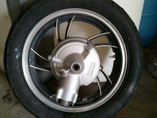 Seca 650 / XJ650 Final Drive / Rear Wheel Gear Case Differential rim