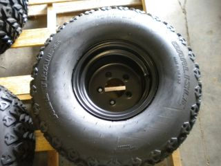 50 10 Tire Black 5LUG Rim Carlisle All Trail Hdap HPX Gator
