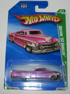 Hot Wheels 2010 Treasure Hunt Reg Custom 53 Cadillac