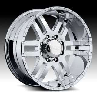 American Eagle style 079 wheels rims 18x8.5, 8x180mm, chrome, MADE IN