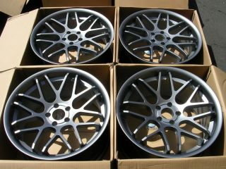 20 Infiniti G35 Concave Forge Style Wheels Tires IS250 gs350 350Z G35