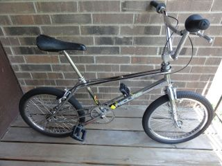 1987 Redline RL20II w Flight Cranks Old School BMX Bike Hutch GT Haro