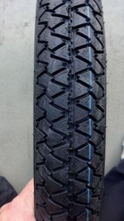 New 3 50 18 100 90 18 Vee Rubber Vintage Style Motorcycle Tire TT100