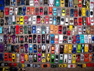 HUGE Lot 170 Vintage Modern Hot Wheels Matchbox Maisto MORE Toy Cars