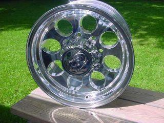 171 Polished ion 16x8 6 Lug Chevy Toyota Wheels Durango