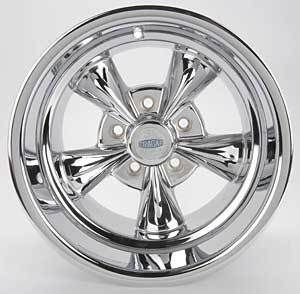 Detroit Wheels 610 5861C Blem Cragar 610 Series s s Wheel Size 15 x
