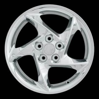 17 17x6 5 Brand New Chrome Alloy Wheel for 2004 2005 Pontiac Grand