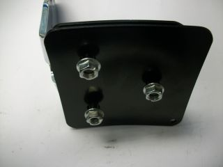 Harley Softail Partial Rear Seat Mount Kit