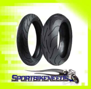 120 70 17 and 190 50 17 Combo Tire Set 120 70 190 50 190 50