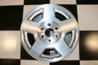 Chevrolet Silverado Suburban Tahoe 17 Wheel Rim 5196 Single