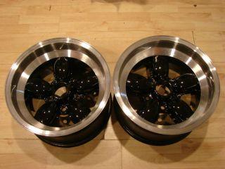 Vintage 15x8 5 American Racing 200 s Daisy Wheels Rims 5x5 Big Chevy
