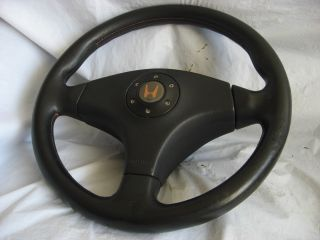 ITR DC2 DB8 Momo Steering Wheel Interga Type R Genuine JDM EG6 EG9 Sir