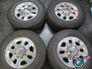 HD 2500 HD2500 3500 Factory 18 Wheels Tires Rims 8x180 5502