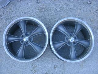 Boss 338 20x8 5 Graphite Metallic Wheels Rims