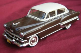 1954 Chevrolet Bel Air Sedan 1/43 USA Models div of Motor City USA, N
