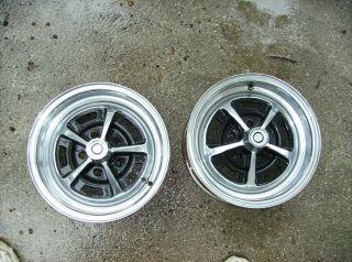 Magnum 500 Chrome Wheels 14 x 6 50795C JK Unistyle 4 Backspace 4 3