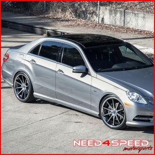 W212 E350 E550 E63 Rohana RC10 Concave Staggered Wheels Rims
