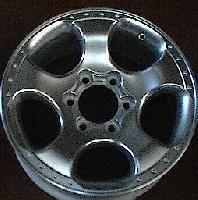 Factory Alloy Wheel Nissan Xterra 02 03 17 62394