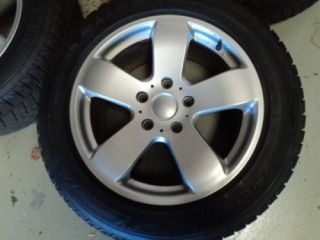 Mercedes ml Wheels and Tires Used Good Tread