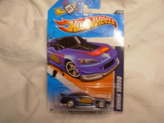 Hot Wheels Super Secret Treasure Hunt Honda S2000 rubber tires 141 247