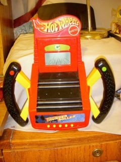 1999 Mattel Hot Wheels Thunder Roller Electronic Hand Held Game
