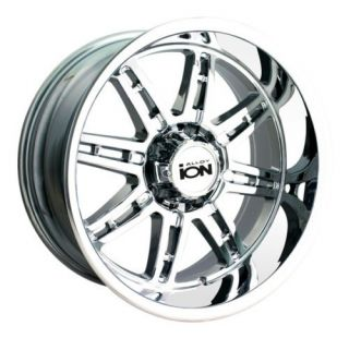 20x12 Ford Chevy Dodge Weld Style ion Wheel New Price Rons Rims