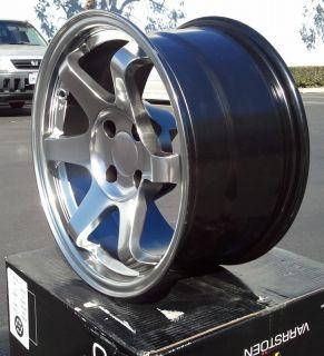 Series 4x114 3 15 Hyper Black Celica Datsun 240Z 280z Wheels