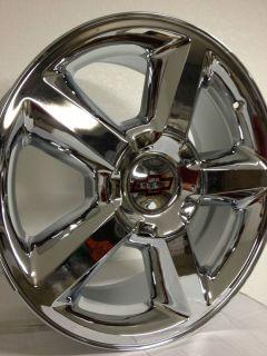 Chevrolet Silverado Avalanche Tahoe LTZ OE Factory Wheels Rims