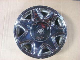 95 02 Cadillac Eldorado 16x7 Chrome Finish Wheel Rim 600 58K