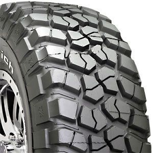 New 305 65 17 BF Goodrich BFG Mud Terrain T A KM2 65R R17 Tires