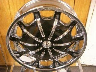 24inch READY2ROLL Rim Tire Package Wheel Inserts 557