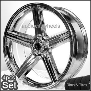 24IROC Wheels and Tires Rims Wheel 300C Magnum Charger