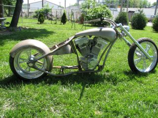 330 RSD Rolling Chassis NEW Max Metalworks,Weld Racing Billet Wheels