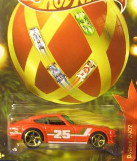 Hot Wheels 2011 Holiday Rods Datsun 240Z