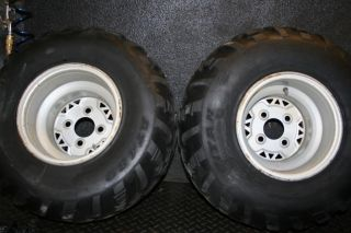 Polaris Trail Boss 330 Rear Wheels Tires Stock