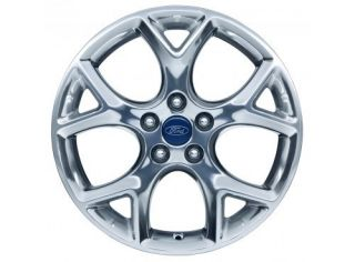 New 17 inch Polished Aluminum Wheel Rim Ford Focus 2012