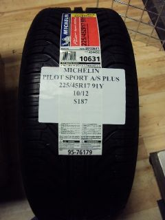 Michelin Pilot Super Sport 245 35ZR18 92Y Brand New Tire