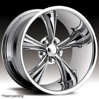 Boss 338 Wheels Rims 20x8 5 Fits Chevy GMC C10 C1500 Cheyenne Blazer