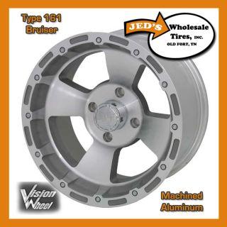 Aluminum Wheels Rims 4 Yamaha 350 Big Bear 2x4 4x4 ATV
