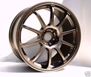 17 Rota Gforce Rims Wheels Subaru STI WRX Impreza