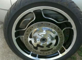 Harley Davidson Roadglide ,Street ,Touring front rim, tire and rotors