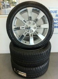 Chrome 22 for GM CHEVY Cadillac Escalade Denali Tahoe LTZ Wheel Rim