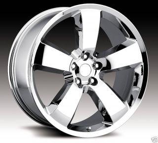 Dodge Charger SRT8 Magnum 300C Tires Wheels Rims Set Package