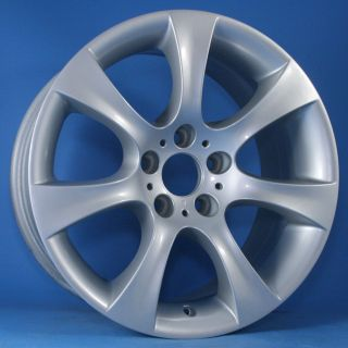 528i 530i 535i 545i 550i 18 x 9 Style 124 Factory OEM Rear Wheel Rim
