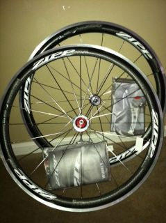 New Zipp 303 Full Carbon Clinchers Wheels Wheelset