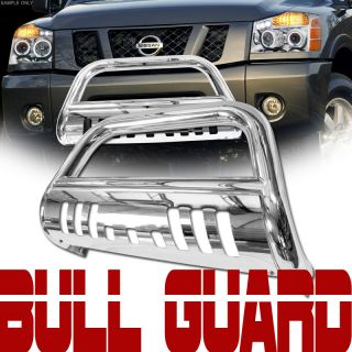 SS BULL BAR (brush push bumper grill grille guard) V2 2005 2011 TOYOTA