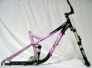 2008 Specialized Safire Comp Women's XC Trail Full Suspension Bike