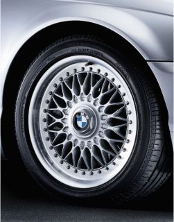 BMW E39 Two Piece BBs Rim Style 5