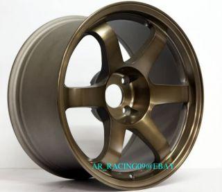 17 Rota Wheels 17x9 5 Grid BZ 240sx s14 370Z Skyline